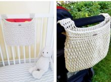 Perfect Pouch Crochet Pattern | thecrochetspace.com