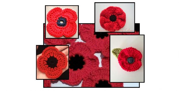 Perfect Poppy Crochet Patterns | thecrochetspace.com
