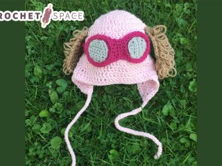 Toddler Paw-Patrol Crochet Hat || thecrochetspace.com