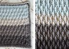 Tantalizingly Tranquil Crochet Washcloth | thecrochetspace.com