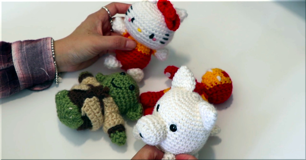 5 Helpful Amigurumi Tips For Crocheters| thecrochetspace.com