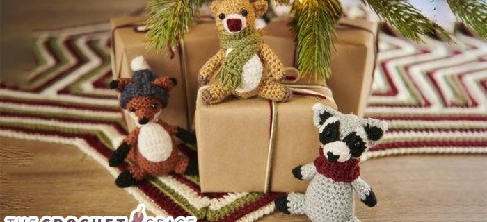 Wild Wood Crochet Toys || thecrochetspace.com