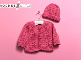 Winter Wonder Crochet Set || thcrochetspace.com