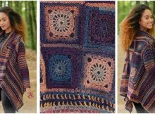 escapade crocheted jacket | the crochet space