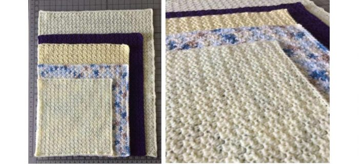 Preemies Only Crochet Blankets | thecrochetspace.com