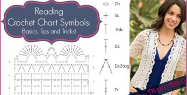 How to Read Crochet Chart Symbols [VIDEO Tutorial] | The Crochet Space